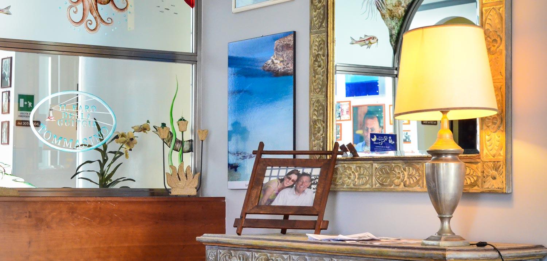 Hotel il faro della guitgia a lampedusa for Soggiorno lampedusa
